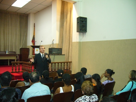 Guayaquil - Conference