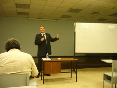 Guayaquil - Workshop III