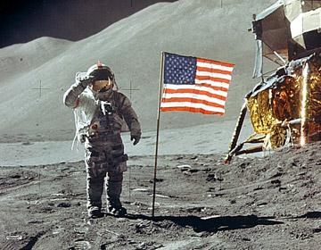 Apollo 11 - Salute