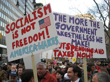 Tea Party - Signs