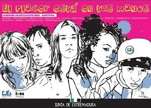 Campaña - El placer está en tus manos - Extremadura