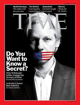 Wikileaks -Time