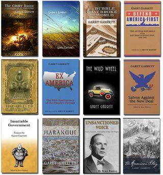 Garet Garrett - Books
