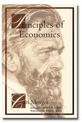 Menger -Principles