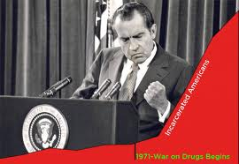 War on Drugs - Nixon