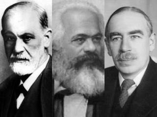 Freud - Marx - Keynes