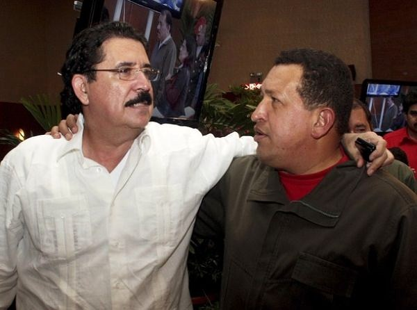 Zelaya-and-Chavez