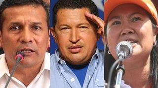Chávez + Perú