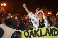 Protesters - Oakland
