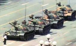Plaza Tian'anmen - Beijing 1989