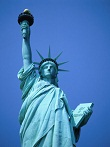 The Statue of Liberty -