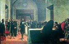 Constitucion argentina de 1853 - Jura