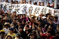 China - Protestas
