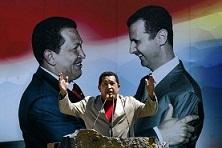 Chávez - Siria