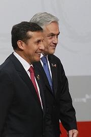 Humala - Piñera