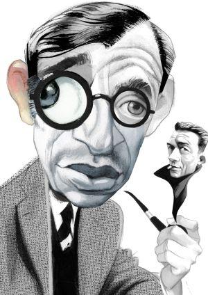Sartre y sus ex amigos