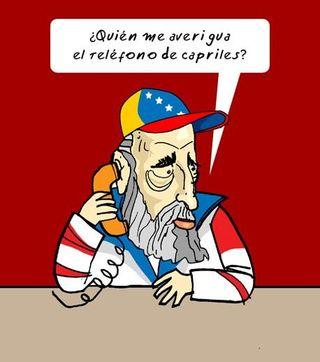 Telefono - Capriles