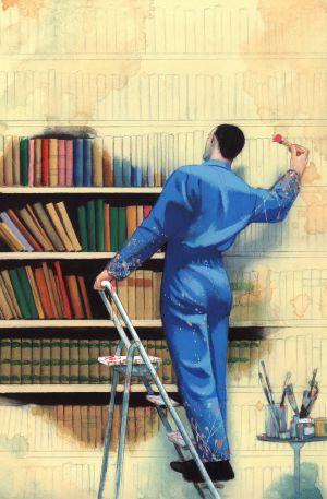La ciudadela de los libros