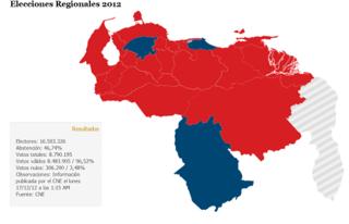 Venezuela - Elecciones Dic. 2012