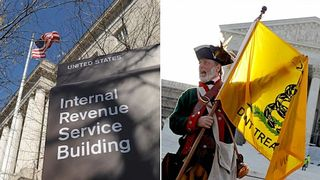 IRS vs Tea Party