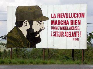 Cuba - Revolución