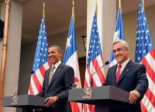 Obama - Piñera