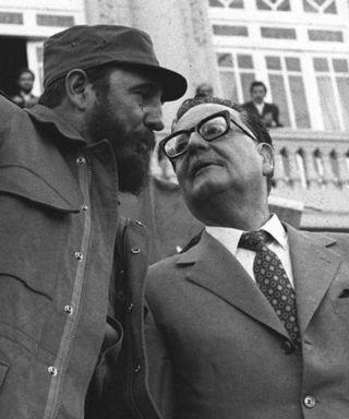 Fidel - Allende