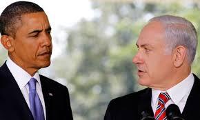 Resultado de imagen para Obama +  Netanyahu