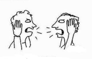 Dialogo de sordos