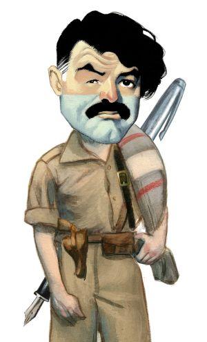 Hemingway y las guerras