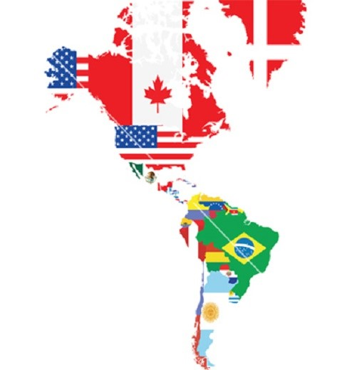 North-and-south-america-vector-390545