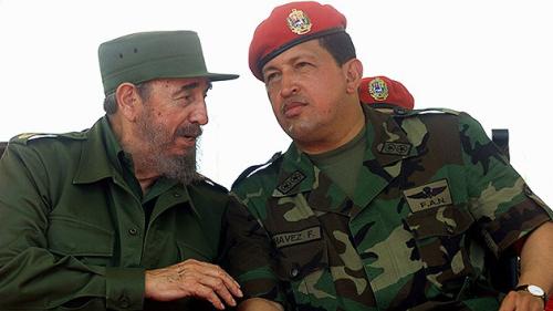 Fidel-castro-chavez